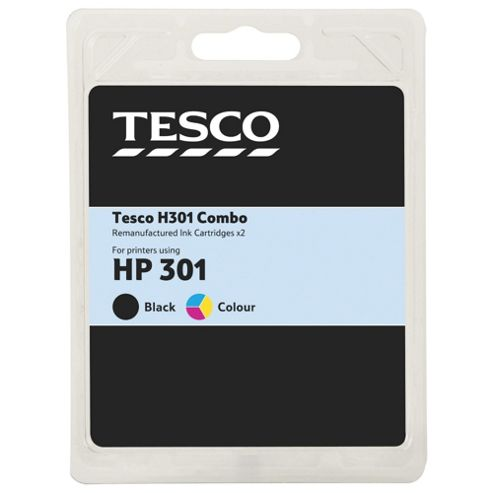 Tesco HP 301 Ink cartridge - Tri-Colour
