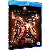 Street Fighter Assassins Fist (Blu-ray)