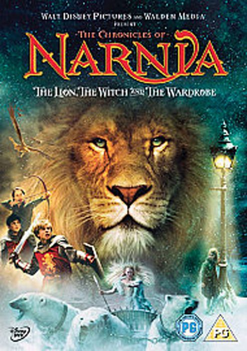 The Chronicles Of Narnia - The Lion, The Witch And The Wardrobe (DVD)