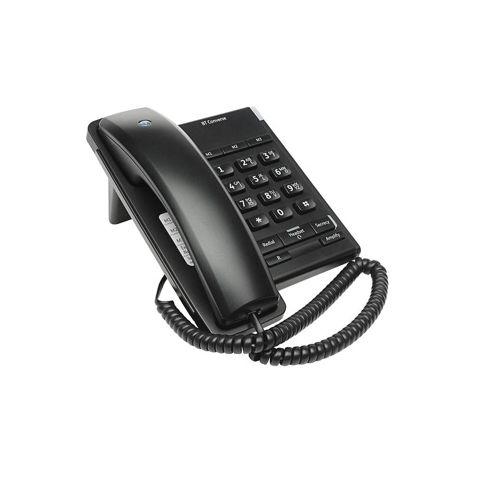 BT Converse 2100 Corded Phone (Black)