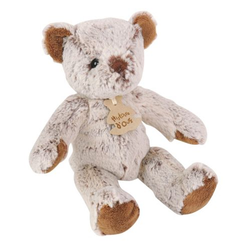 Historie D'ours Z'Animoos Classic 20cm Bear, Brown