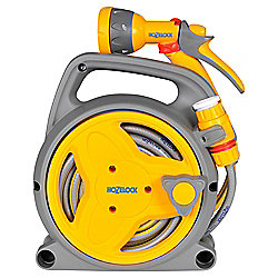 Hozelock Pico Reel with Hose, 10m