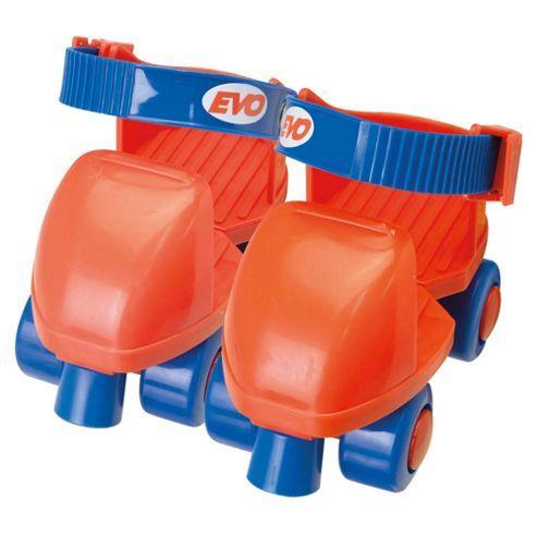 Evo Quad Skates, Red