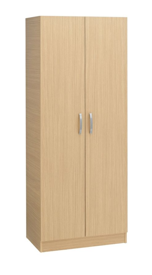 Ideal Furniture Budapest Robe - Beech