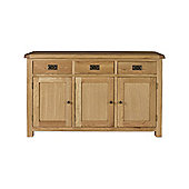 Elements Woodville Three Door Sideboard