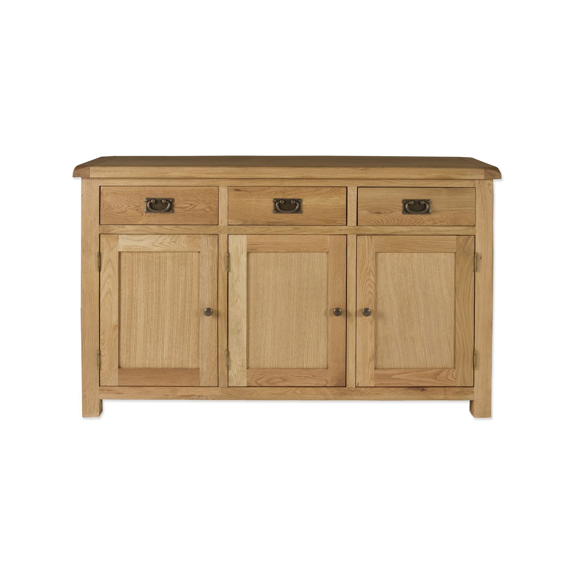Elements Woodville Three Door Sideboard at Tesco Direct