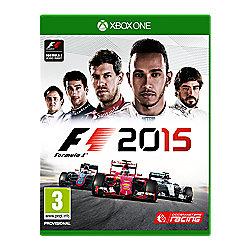 F1 2015 Xbox One
