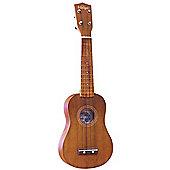 Vintage VUK15N Mahogany Soprano Ukulele
