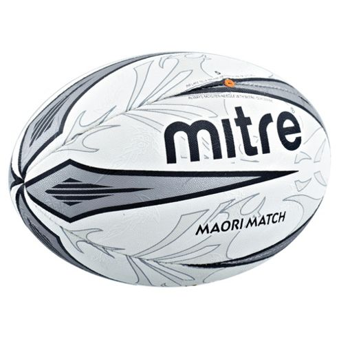 Mitre Maori Match Rugby Ball Size 5