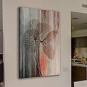 Parvez Taj Sea Tree Canvas Wall Art - 45 cm H x 30 cm W x 5 cm D