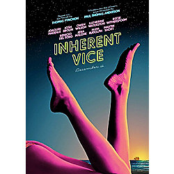 Inherent Vice Blu-ray