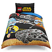 LEGO Star Wars Single Duvet Set