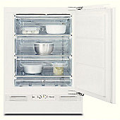 Electrolux ERU1101FOW Integrated UnderCounter Freezer in White