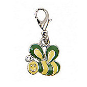 Kids Bumble Bee Clip on Charm