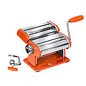 Premier Housewares Pasta Maker - Orange