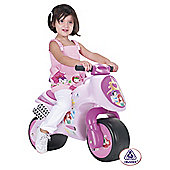 Injusa Disney Princess Foot-to-Floor Ride-On Bike