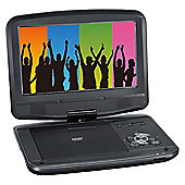 "Tesco 9"" Portable DVD Player T9PDVD112"