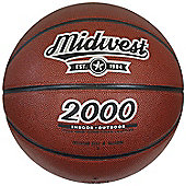 Midwest 2000 Basketball Tan Size 6