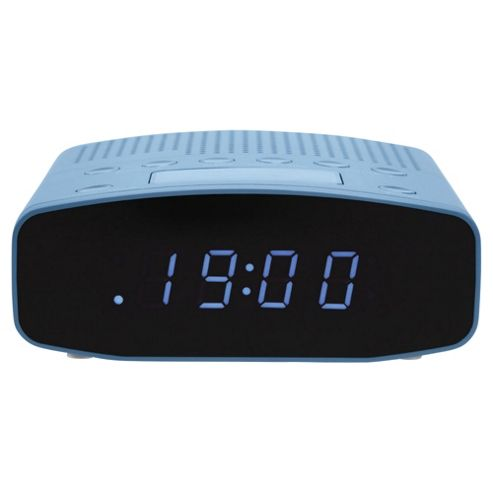 tesco cr106r clock radio black 05051140114749. Black Bedroom Furniture Sets. Home Design Ideas