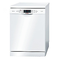 Bosch SMS69M22GB A++ Rated 13 Place Freestanding Dishwasher in White
