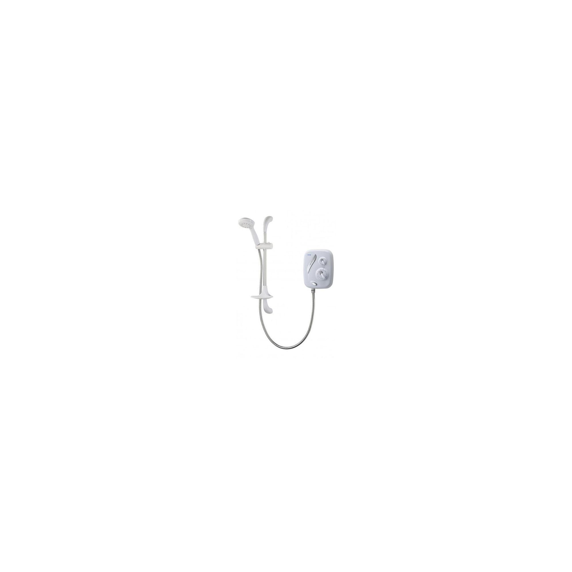 Triton AS2000XT Thermostatic Power Shower White/Chrome at Tescos Direct