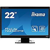 "iiyama ProLite T2252MTS-3 55.9 cm (22"") LCD Touchscreen Monitor - 16:9 - 2 ms"