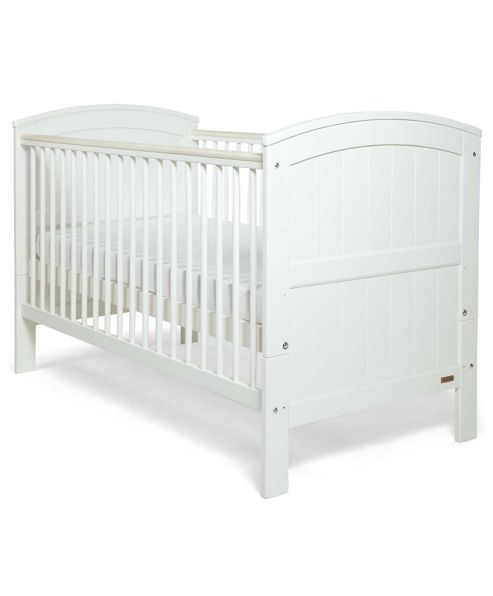 Mamas & Papas - Hayworth Cot/Toddler Bed - White