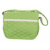 OBaby ZeZu Quilted Changing Bag (Lime)