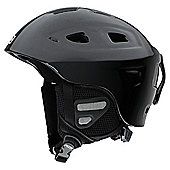 Smith Optics Venue Adult Ski Helmet Matte Black Medium