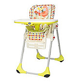 Chicco Polly 2-in-1 Highchair (Sunny)