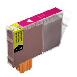 Magenta Compatible Ink Cartridge for Canon Pixma iP3000 (Capacity: 17 ml)
