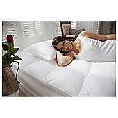 Kings & Queens Memory Foam & Microfibre Pillow