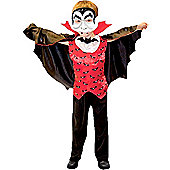 Dracula - Child Costume 6-8 years