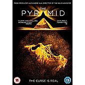 Pyramid DVD