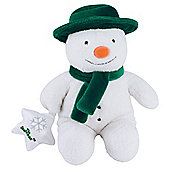 Snowman Musical Pull Down Toy