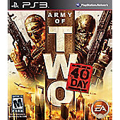 Army Of Two - The 40th Day - PS3