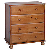 Home Essence Sheraton 4 Drawer Chest
