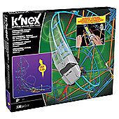 K'Nex Crossfire Chaos Roller Coaster Building Set