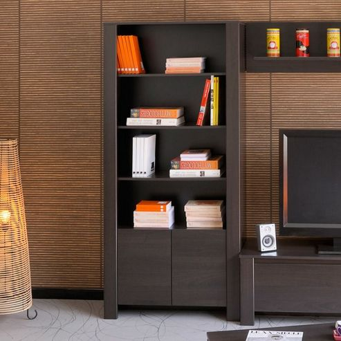 Parisot Amber 2 Door Bookcase