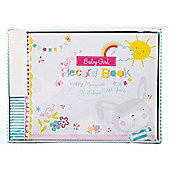 Baby Girl Record Book
