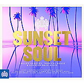 Ministry Of Sound - Sunset Soul (3CD)