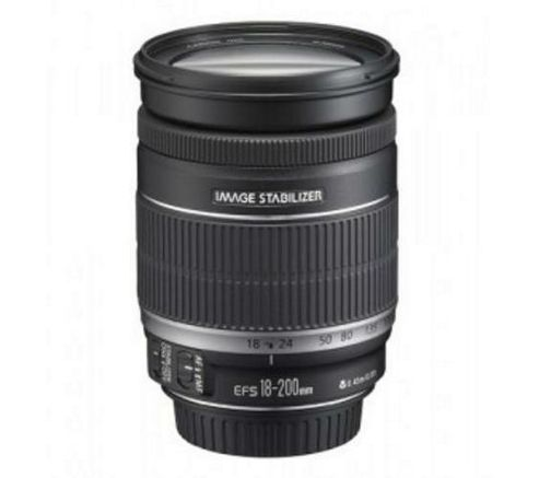 Canon 2752B005 EF-S 18-200mm F/3.5-5.6 IS Zoom Lens