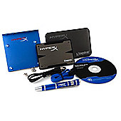 Kingston HyperX 120GB 2.5 inch SATA 3 Upgrade Bundle Kit
