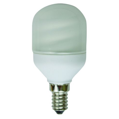 Maplin 7W B22 Sl Golf Ball Light Bulb - White