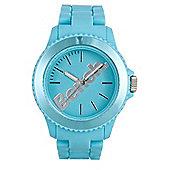 Bench Ladies Blue Resin Bracelet Watch BC0355BL