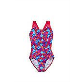 Speedo Endurance®10 Tropical Fruit Print Swimsuit - Multi