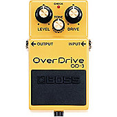 Boss OD-3 Overdrive Effects Pedal