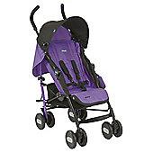 Chicco Echo Stroller, Purple Jam