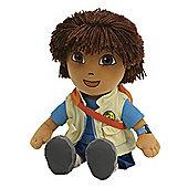 Ty Beanie Baby Go Diego Go - Diego Plush Toy