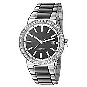 Esprit Feather Ladies Date Display Watch - ES106052001